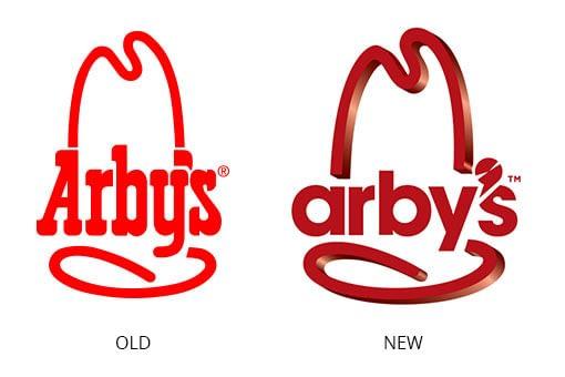 Arby's bad logo design